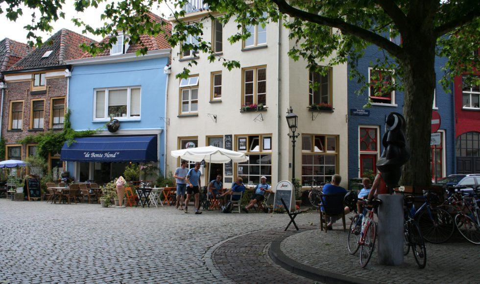 Gezellig Doesburg