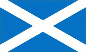 Schotland vlag
