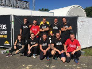 Viking Adventure Sports Trailrun groep