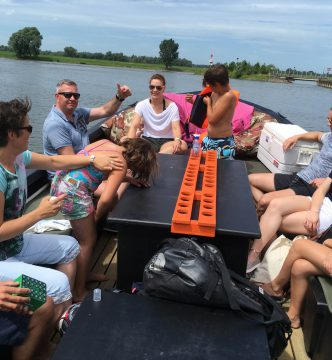 Varen in Doesburg